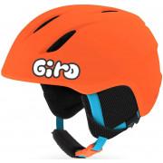 Dětská lyžařská přilba Giro Launch Mat