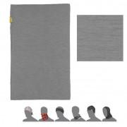 Multifunkční šátek Sensor Tube Merino Wool šedá