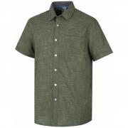 Pánská košile Husky Grimy M zelená