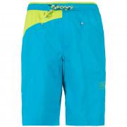 Pánské šortky La Sportiva Bleauser Short M - tropic blue apple greren