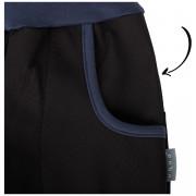 Dětské softshellové kalhoty s fleecem Unuo