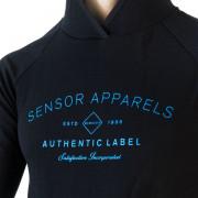 Pánská mikina Sensor Merino Upper Label