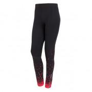 Dámské kalhoty Sensor Dots černá/růžová