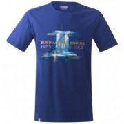 Pánské triko Bergans Foss Tee-blue