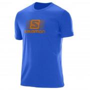 Pánské triko Salomon Blend Logo SS Tee M