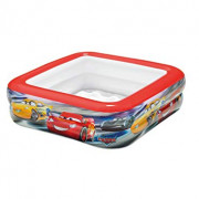Nafukovací bazén Intex Play Box Auta 57101NP