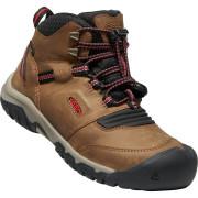 Dětské boty Keen Ridge Flex Mid Wp Children