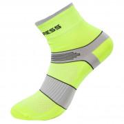 Ponožky Progress CYC 8CE Cycling žlutá