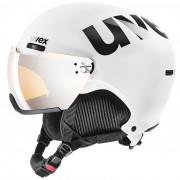 Lyžařská přilba Uvex HLMT 500 Visor
