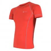 Pánské triko Sensor Coolmax fresh-barva červená