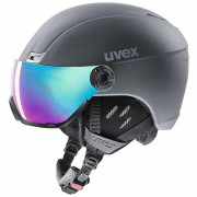 Lyžařská přilba Uvex HLMT 400 Visor style