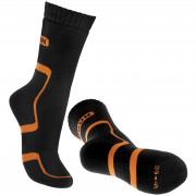 Ponožky Bennon Trek Sock černo-oranžové
