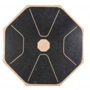 Balanční podložka Yate dřevěný osmiúhelník