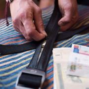 Bezpečnostní pásek Lifeventure Money Belt
