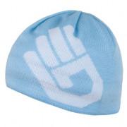 Čepice Sensor Hand světle modrá