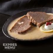 Jídlo Expres menu Svíčková na smetaně 600g