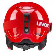 Dětská lyžařská přilba Uvex Heyya Set
