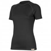 Dámské funkční triko Lasting Alea kr.r. černé
