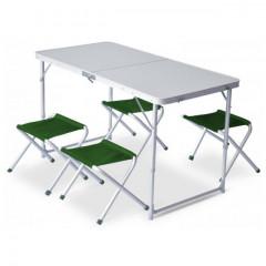 Set Pinguin Furniture (stůl + 4 židle)