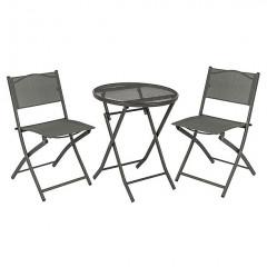 Kempingový nábytek Bo-Camp Bistro Set 3