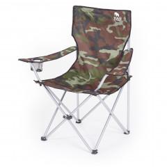 Židle Zulu Camp Camo