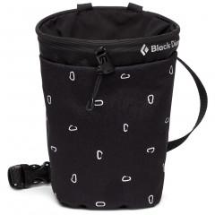 Pytlík na magnézium Black Diamond Gym Chalk Bag M/L