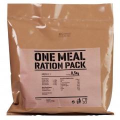 One Meal Menu III – Vepřové maso s rýží