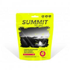 Summit to Eat čoko. pěna s Granolou a třešněmi 97 g