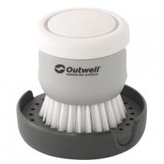 Kartáč Outwell Kitson Brush w/Soap Dispenser