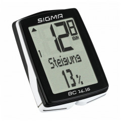 Cyklocomputer Sigma BC 14.16 drátový