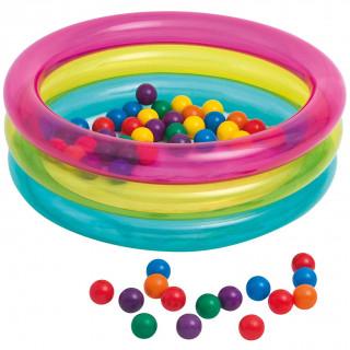 Dětský bazének Intex Baby Ball Pit 48674NP