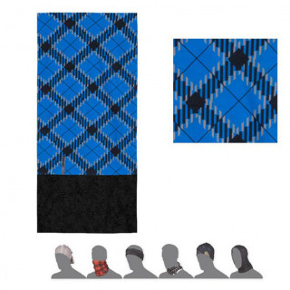 Šátek Sensor Fleece Hero modrá