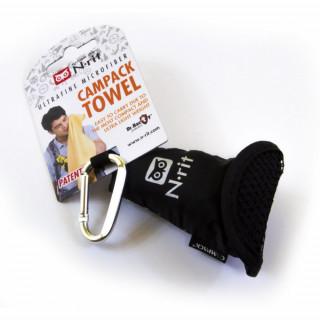 Ručník N-rit Campack Towel M černý