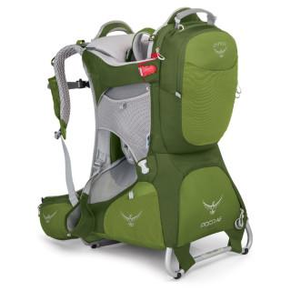 Dětská sedačka Osprey Poco AG Plus-zelená
