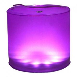Solární lampa Coelsol Luna Party LP-C fialová