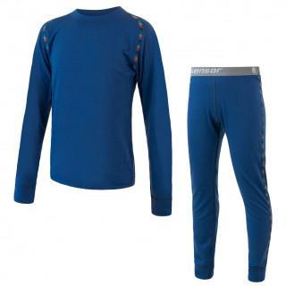 Dětské funkční prádlo Sensor Merino Air Set triko+spodky