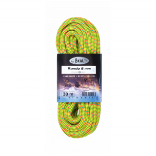 Lezecké lano Beal Rando GD 8 mm (48 m)