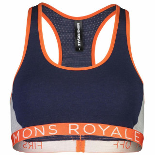 Podprsenka Mons Royale Sierra Sports Bra