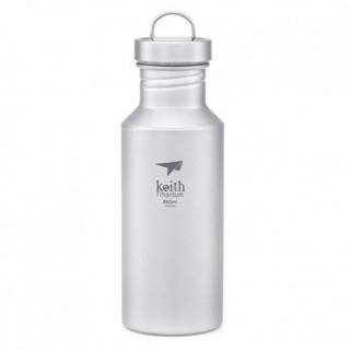 Láhev Keith Titanium Sport Bottle 550 ml