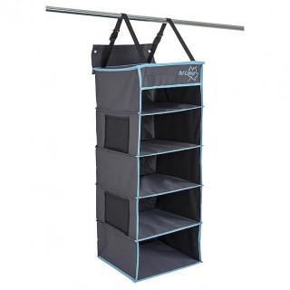 Organizer Bo-Camp 5 compartments 60x44x48 cm