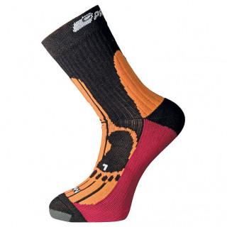 Ponožky Progress MRN 8MB Merino oranžová