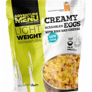 Adventure Menu Lightweight Krémová míchaná vajíčka se šunkou a sýrem 270 g
