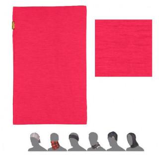 Multifunkční šátek Sensor Tube Merino Wool magenta