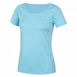 Dámské triko Husky Taury L kr. rukáv světle modrá