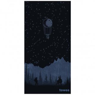 Rychleschnoucí osuška Towee Backpacker 80x160 cm