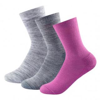 Dámské ponožky Devold Daily medium sock 3PK