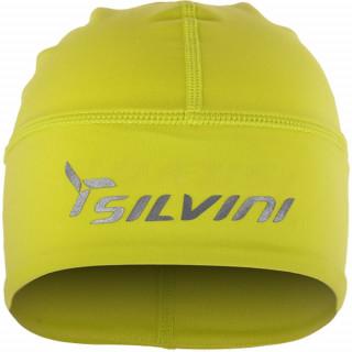 Zimní čepice Silvini Tazza UA725 lime
