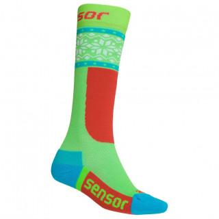 Ponožky Sensor Thermosnow Norway