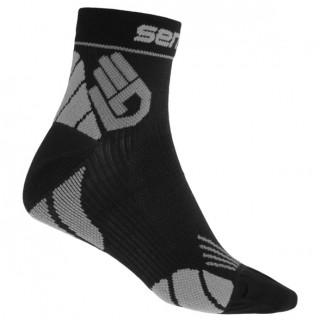 Ponožky Sensor Marathon černá/šedá