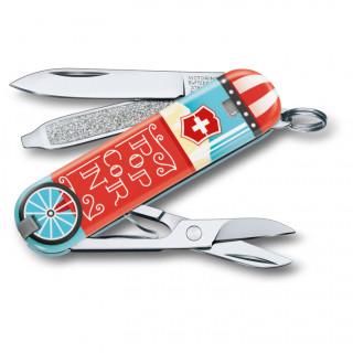 Kapesní nůž Victorinox Classic LE Let It Pop